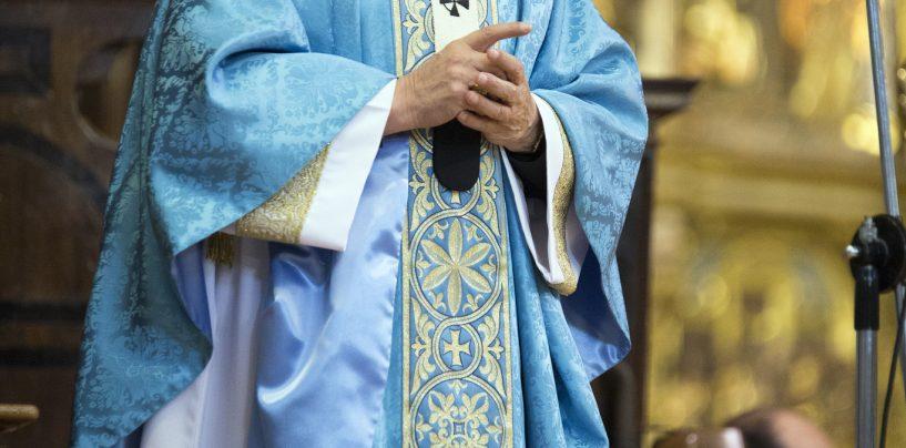 Celebración de la Festividad de La Inmaculada en la S. I. Catedral de Valladolid