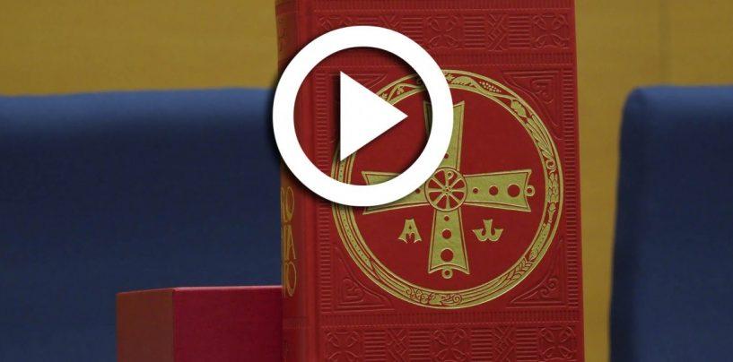 Presentación del nuevo Misal Romano
