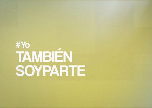 #YoTambiénSoyParte