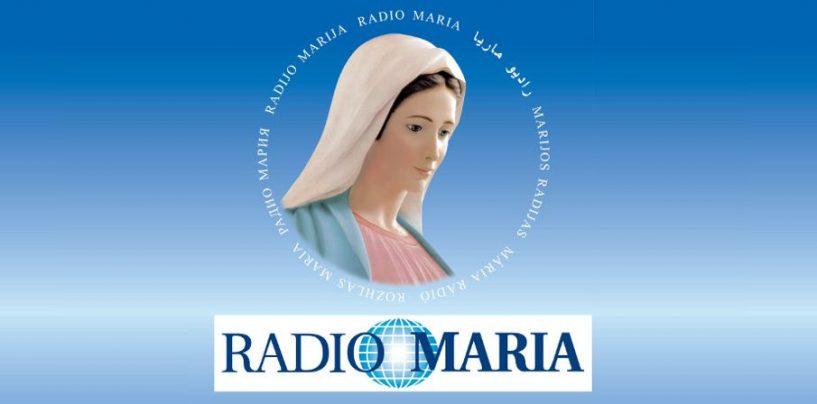 Redirección Radio Maria