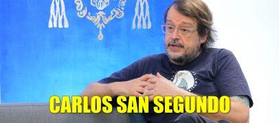 Entrevista a Carlos San Segundo