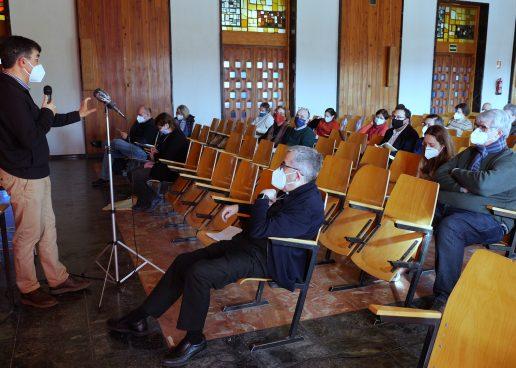 Una aportación desde el trabajo: II Encuentro de profesionales laicos