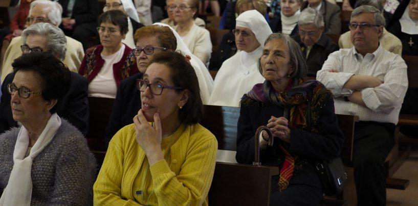 Encuentro de Oración XXXII Semana del Enfermo
