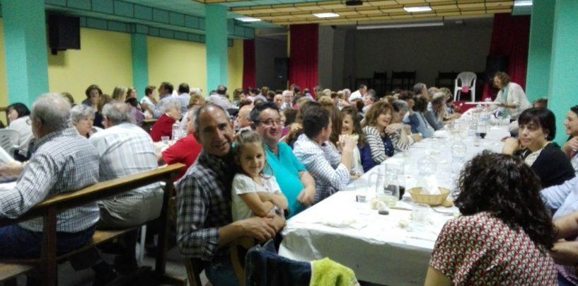 Cena de Manos Unidas en Ataquines