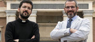 Juan Argüello y Fernando Miranda (Colegio Seminario Menor de Valladolid)