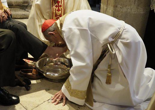 Horarios de Misas de Semana Santa