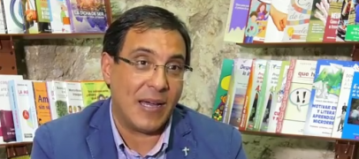 Ángel Camelina: Diácono permanente