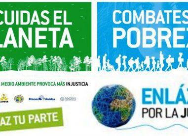 Si cuidas el planeta, combates la pobreza