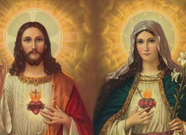 Novenario en honor al Sagrado Corazón de Jesús