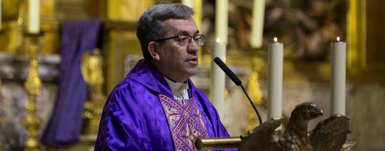 Monseñor Luis J. Argüello García
