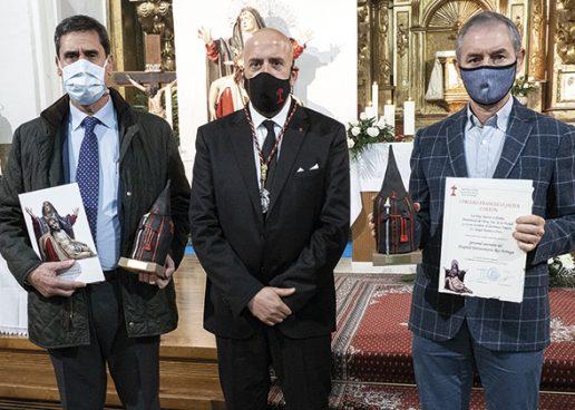 I Premio Francisco Javier Cartón al Personal Sanitario del Hospital Clínico y del Río Hortega