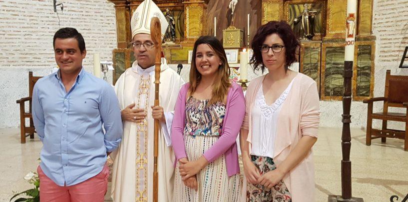 Visita pastoral del obispo auxiliar don Luís Argüello a la Villa y tierra de Olmedo