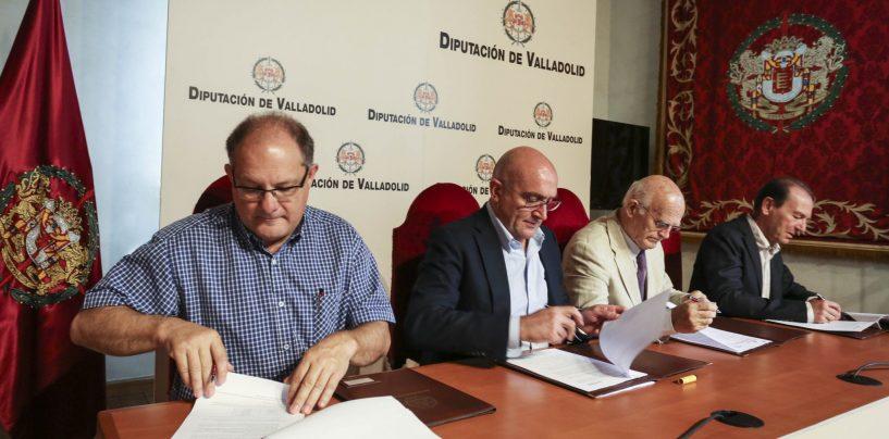 Cáritas Diocesana renueva el convenio contra la exclusión con la Diputación de Valladolid