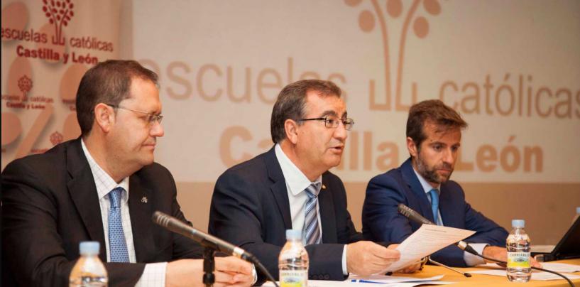 La asamblea anual de Escuelas Católicas Castilla y León reúne a 250 representantes de centros educativos de la región