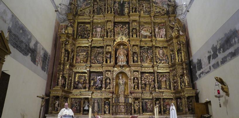 La Virgen de Fátima visita la Colegiata de San Antolín en Medina del Campo Imágenes