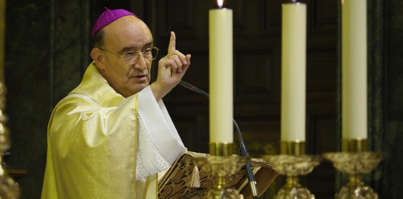 Celebración del quinto día del Novenario en honor al Sagrado Corazón de Jesús