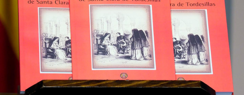 """Presentación del libro """"Napoleón y la abadesa de Santa Clara de Tordesillas"""""""