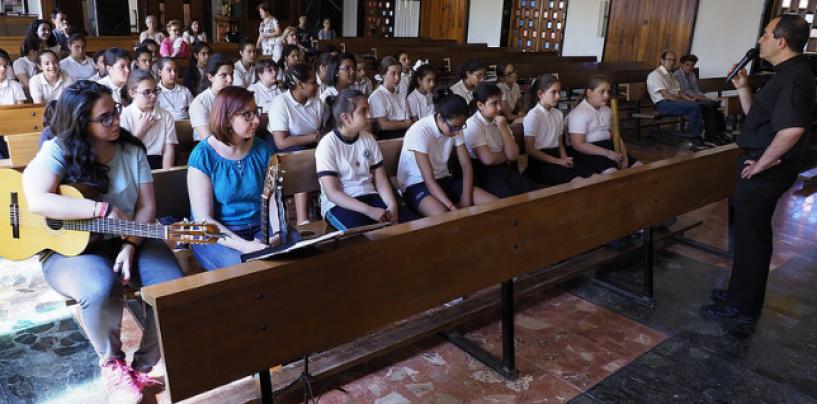 La Virgen de Fátima visita el Seminario Diocesano