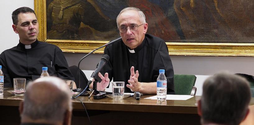 """Conferencia Luis Fernando de Prada  """"Los medios de comunicación social, instrumento de Corazón de Cristo para la Nueva Evangelización"""""""