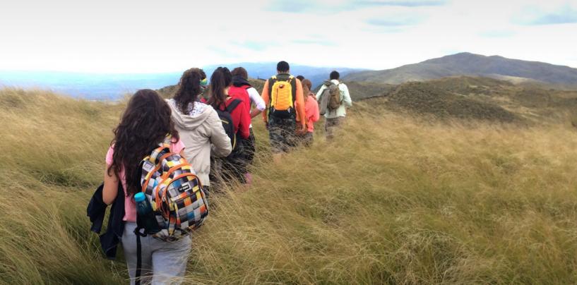 Nuestros jóvenes peregrinan a Santiago de Compostela