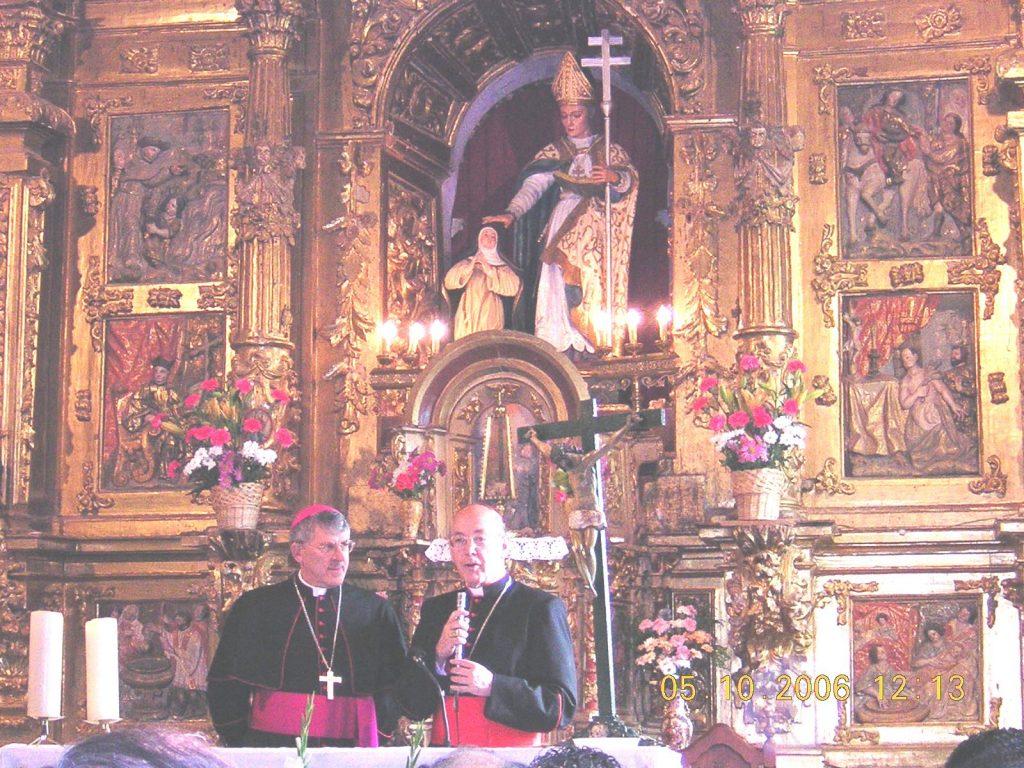 Cardenal Cipriani Ermita Mayorga