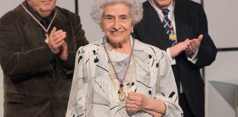 Fallece la defensora del patrimonio religioso Eloisa García de Wattenberg