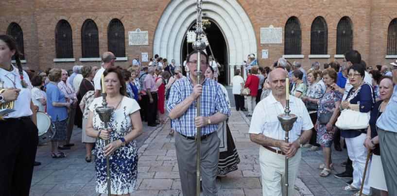 Festividad Virgen del Carmen- Parroquia Ntra. Sra. del Carmen