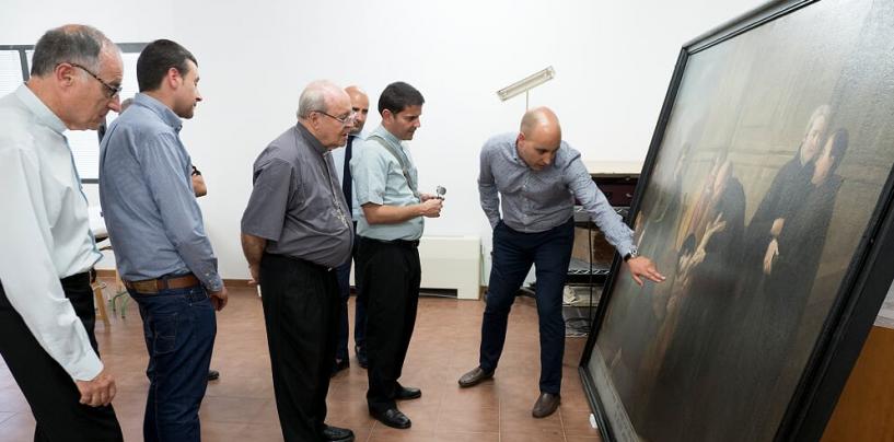 El arzobispo emérito de La Habana visita Valladolid