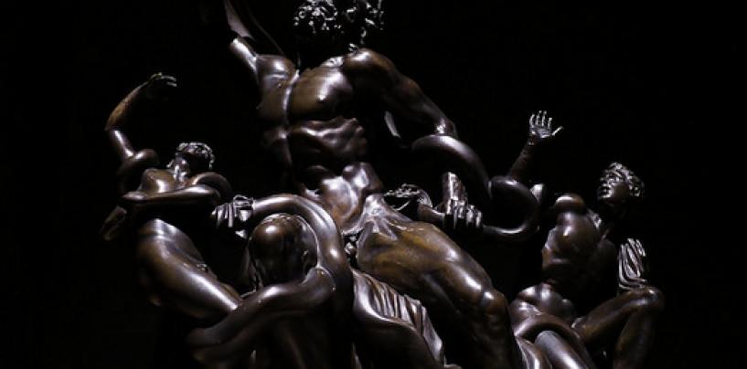 Hijo del Laocoonte. Alonso Berruguete y la antigüedad pagana