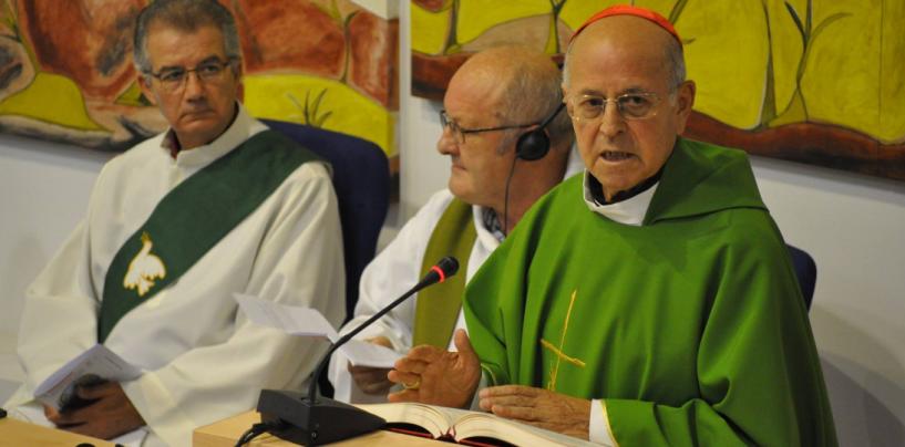 Don Ricardo Blázquez pide por un trabajo digno en la celebración del 50 aniversario del MMTC
