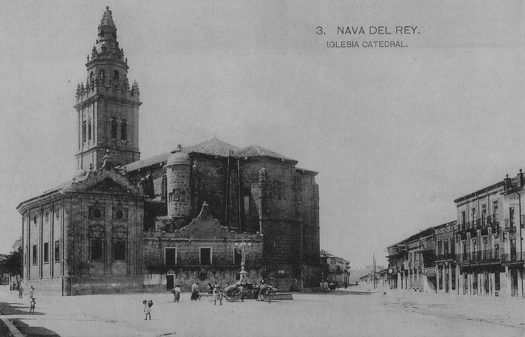Nava del Rey 1923. Col. Jose Manuel Rodriguez