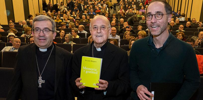 José María R. Olaizola seguirá colaborando con la Iglesia de Valladolid desde Madrid
