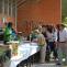 El martes 29 XII Mercadillo Ecológico Solidario de INEA