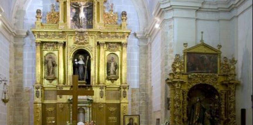 Las monjas Clarisas honran a su patrona en Medina de Rioseco