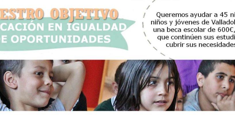 Red Íncola solicita participación ciudadana para cubrir 45 becas escolares