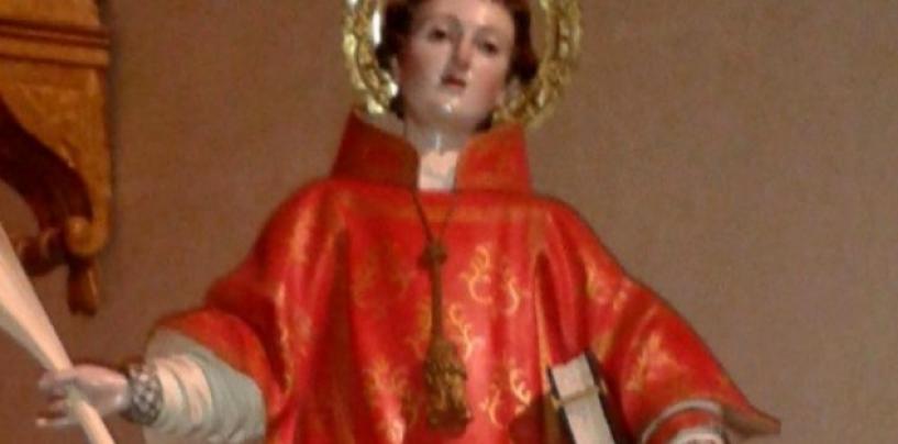 """""""Con Jesús la fiesta nunca acaba"""". Celebración de San Antolín en Medina del Campo"""