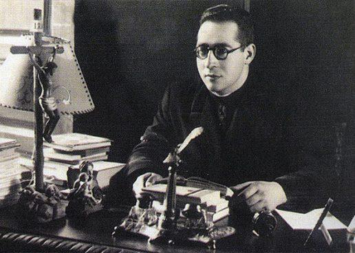 Centenario del nacimiento del cardenal Marcelo González