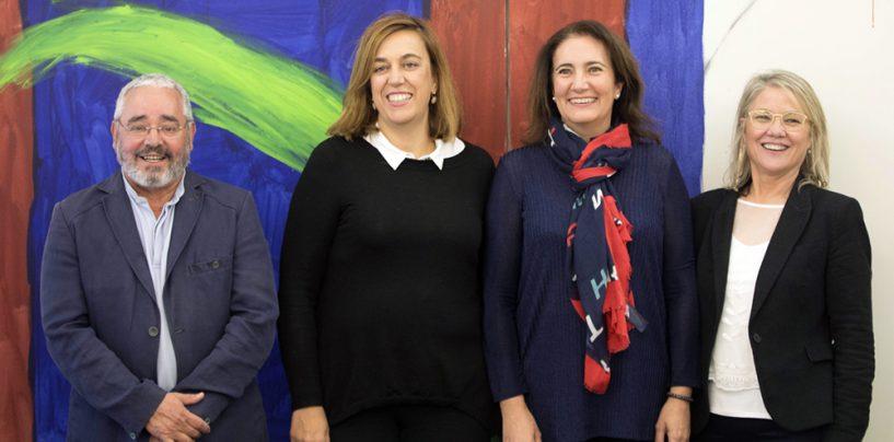 Junta y Fundación Las Edades del Hombre coordinan la exposición en Aguilar de Campoo con las instituciones palentinas