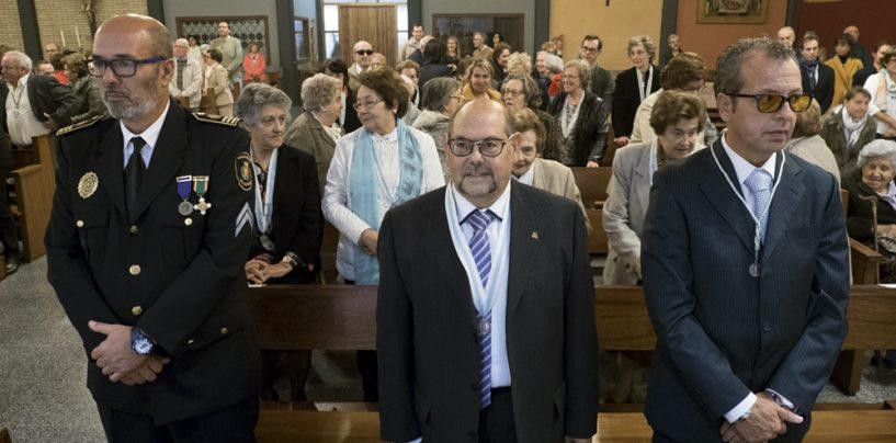 La Archicofradía de Lourdes conmemora el centenario de su título de Real