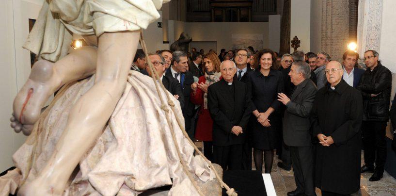 'Reconciliare' cierra sus puertas en Cuéllar con un total de 172.449 visitantes