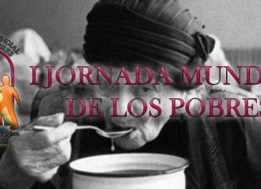 I Jornada Mundial de los Pobres