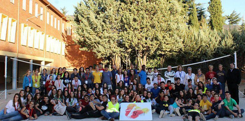 Convivencia de inicio de curso para jóvenes en Dueñas