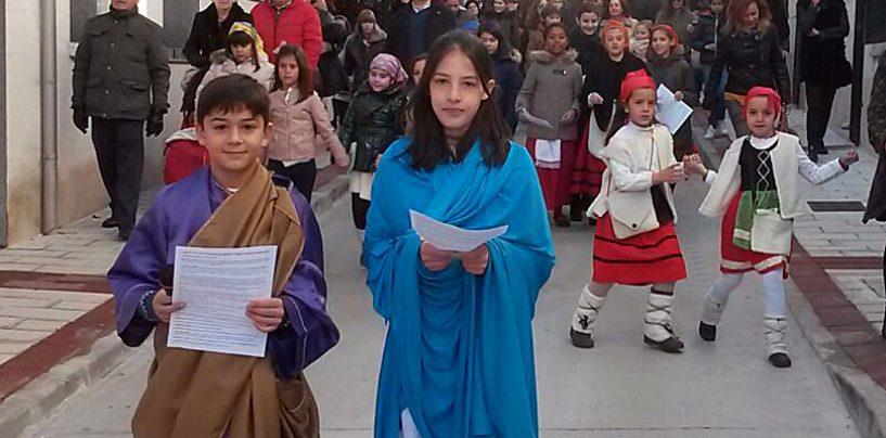 Zaratán celebró la Fiesta de las Posadas