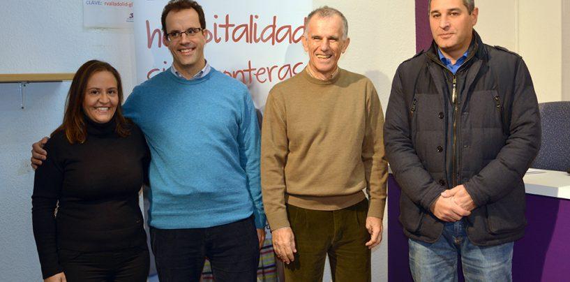 Red Íncola y el Real Valladolid recogerán leche, aceite y conservas durante el partido del sábado 16 frente al Lorca