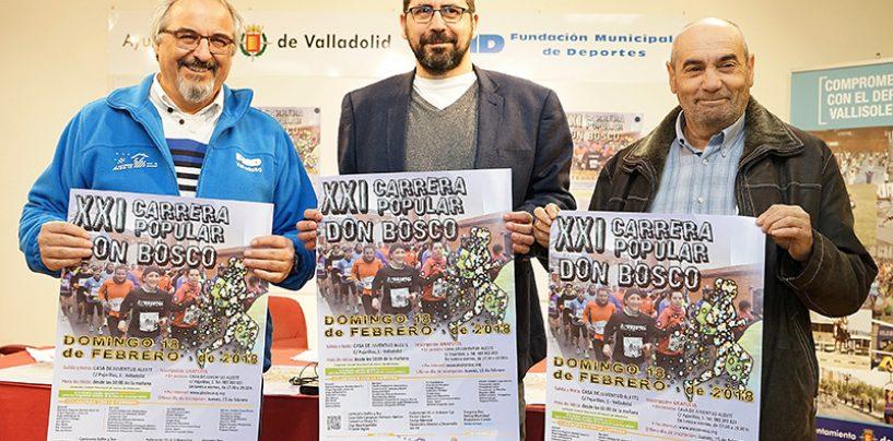 La Carrera Popular Don Bosco alcanza su XXI edición