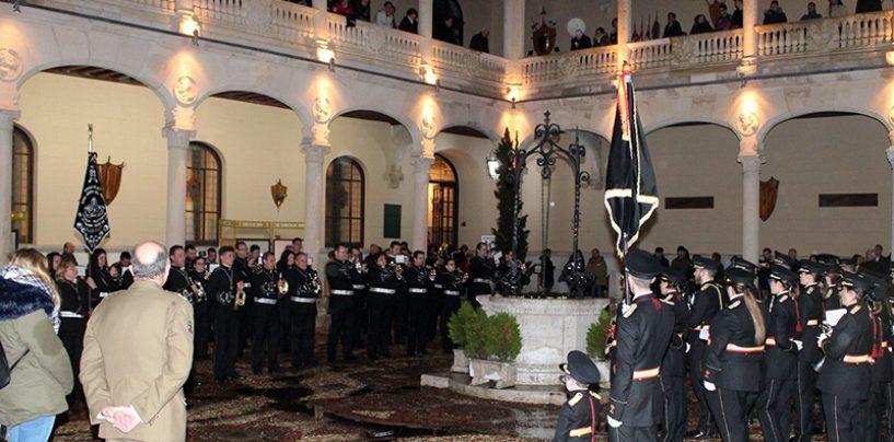 Actos con  motivo de la Semana Santa en el Palacio Real