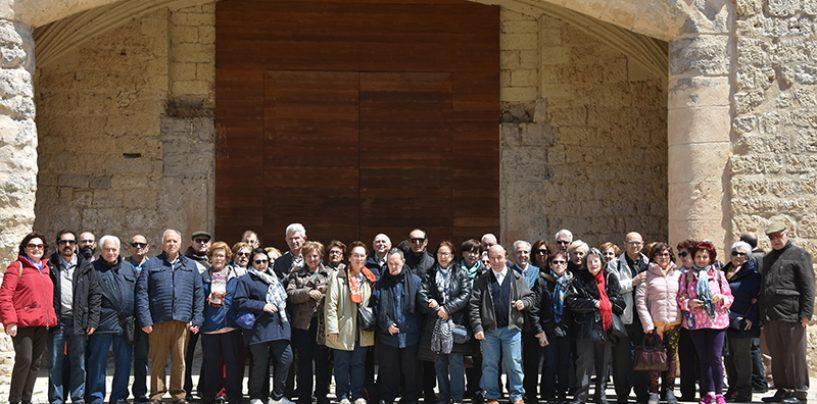 Visita cultural de la Asociación Belenista de Valladolid