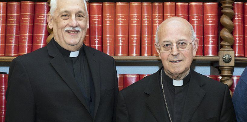 Visita del P. General de la Compañía de Jesús, Arturo Sosa