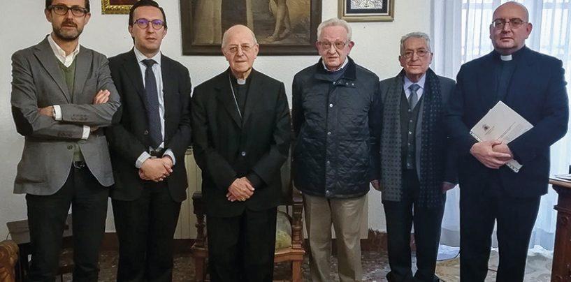 Proceso diocesano de la causa de canonización de la priora de Olmedo
