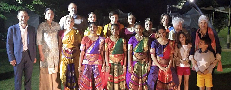 Más de 5.000 euros recaudados para las mujeres con enfermedad mental en la India en la Cena Solidaria organizada por el CH Benito Menni